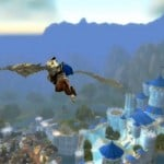 New machinima highlights the perils of flying in major cities