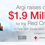 Argi raises more than 1.9 million for Red Cross
