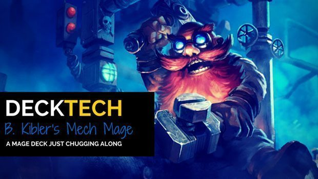 Tech Up Your Deck With Mage Mech