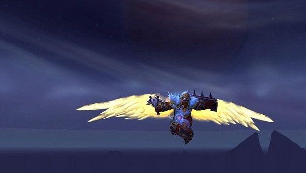 flying shaman