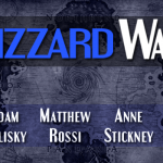 The Blizzard Watch podcast, tonight at 11pm EDT