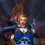 Arnesca visits the Darkmoon Faire