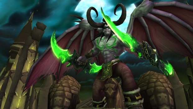 black temple illidan stormrage header