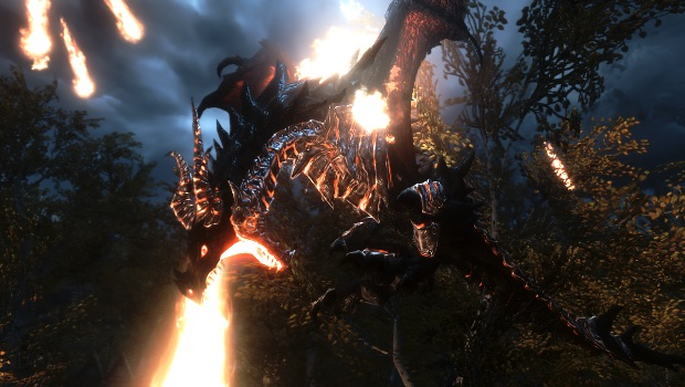 Deathwing invades Skyrim with new mod