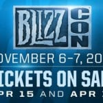 BlizzCon 2015 announced