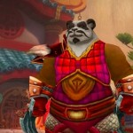 Join neutral pandaren Doubleagent as he hits level 100