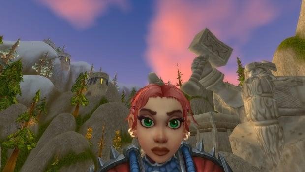 gnome neutral selfie