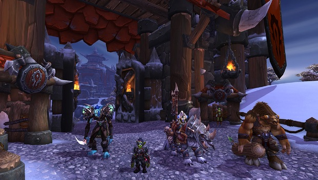horde garrison