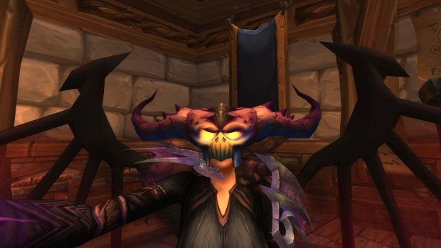Blood Pact: Learn Demonology with Weak Auras