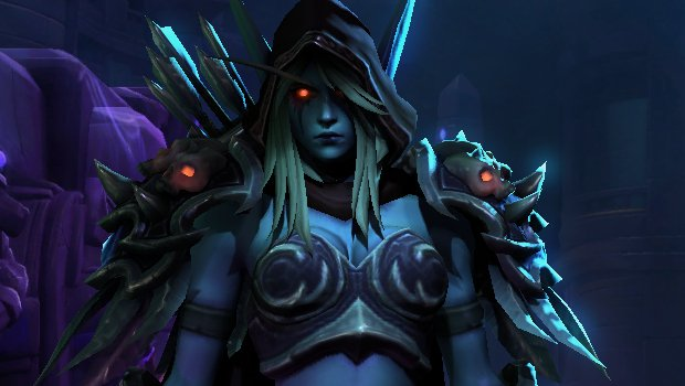 Heroes of the Storm Preview: Sylvanas and Tomb of the Spider Queen