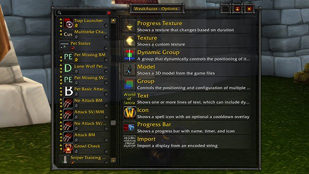 The best WeakAuras for WoW...