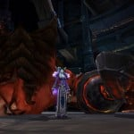 Arcane Sanctum: Blackrock Foundry Slagworks and Black Forge for mages