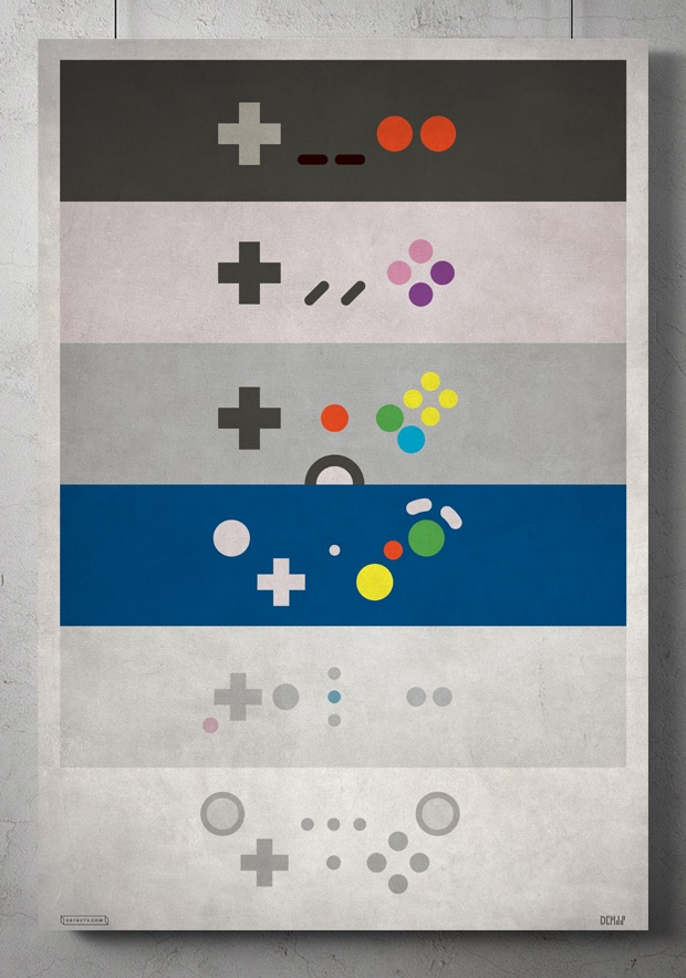 blizzcrafts minimalist controllers