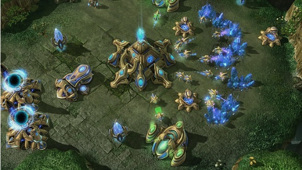 StarCraft 2: Legacy of the Void closed beta is now live
