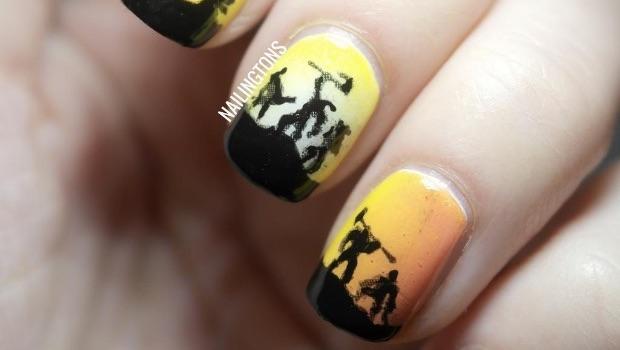 warlords nail art nailingtons blizzcrafts
