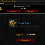 Breakfast Topic: WoW Tokens and you