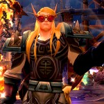 Lightsworn: Healing the depths of Blackrock Foundry