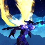 Arcane Sanctum: Getting around Draenor as a Mage