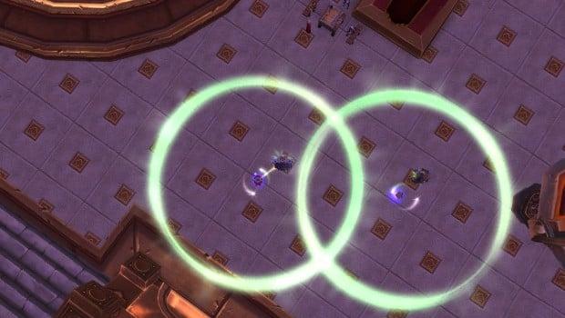 Double Spirit Link Totem