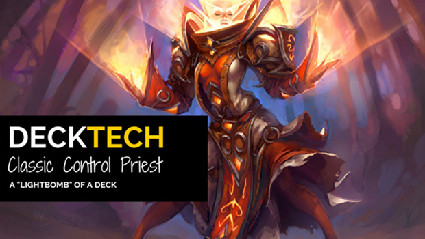 Tear through the Hearthstone ladder with this Priest deck