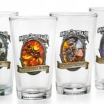 Enter to win a set of Hearthstone Pint Glasses