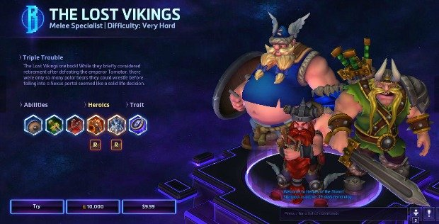 heroes-lost-vikings-store-page