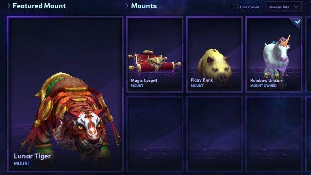 Heroes Of The Storm Microtransactions Guide