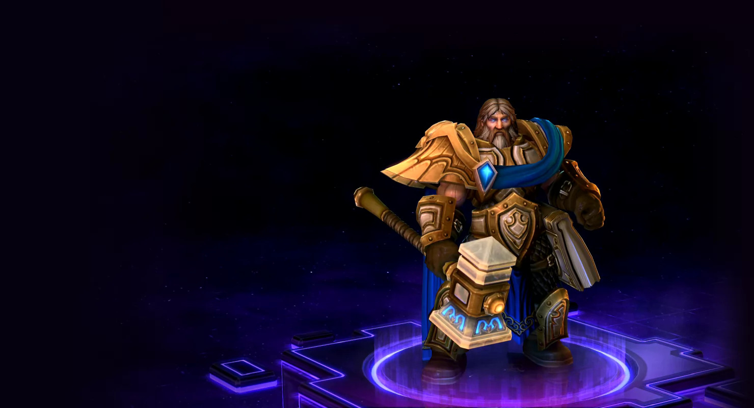 Hero slot heroes of the storm