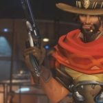 Check out McCree's gameplay in Overwatch