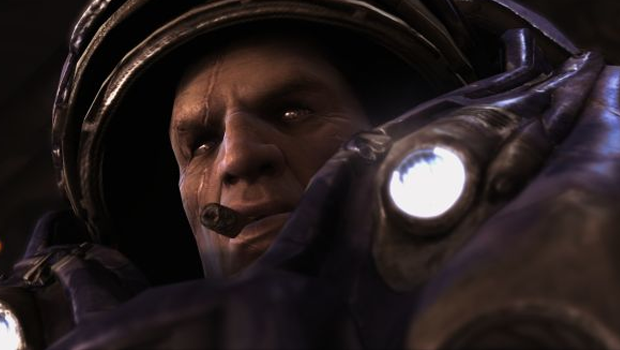 Tychus from Starcraft 2