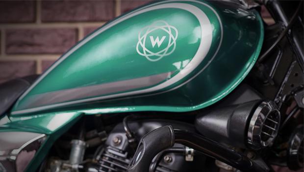 Windwalker Motorcycle by Matt Stevenson