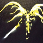 Smashzord's captures Blizzard's Heroes in spray art