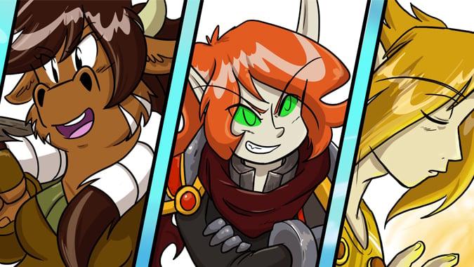Cadistra brings Hellfire Citadel bosses to life in new icon set