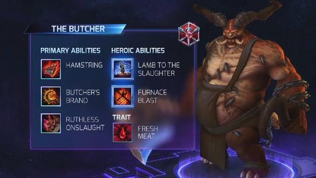 butcherabilities