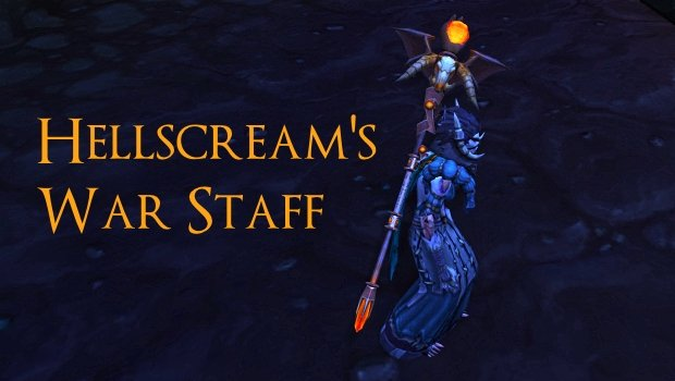 Blood Pact: Warlock heirlooms and starting specs