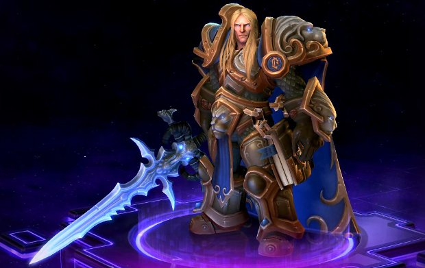 Heroes of the Storm: Arthas Skins | Blizzard Watch
