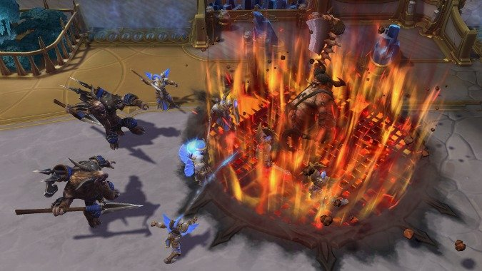 Heroes of the Storm: The Butcher guide