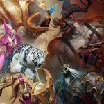 Heroes of the Storm teases Leoric, Angelic Diablo, Amazon Nova