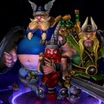 The Lost Vikings return to the hero rotation