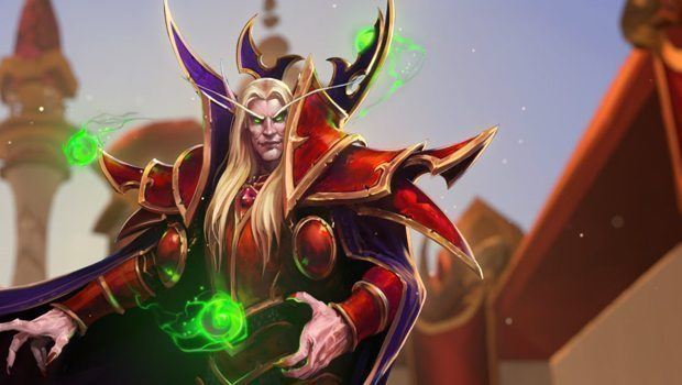 Heroes of the Storm: Kael'thas guide