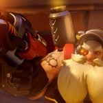 Overwatch's Torbjorn racks up kills in latest gameplay video