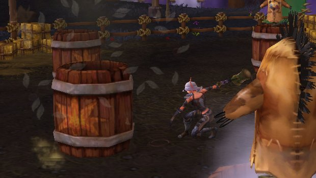 how to go to darkmoon faire from orgrimmar