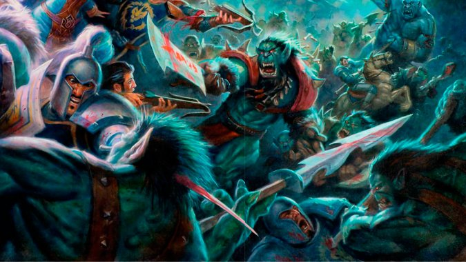 Pf Warcraft 2 Tides Of Darkness Seeking Gm And Player Interest Myth Weavers