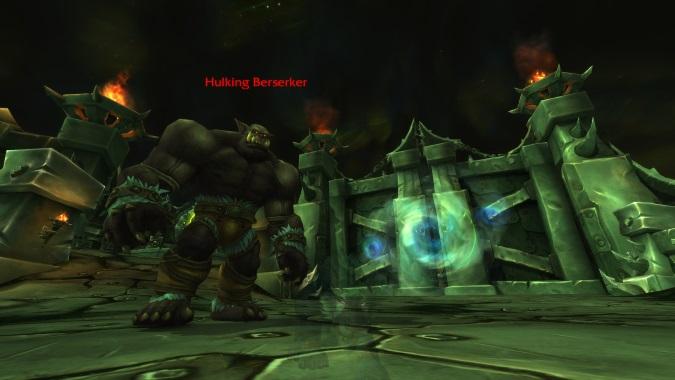 Stealthie with Hellfire Berserker