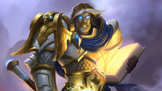 Uther the Lightbringer -- his history on Azeroth and his future in Bastion  in the Shadowlands