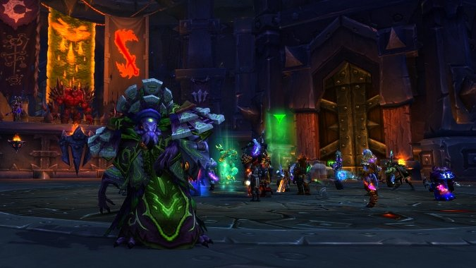 Blood Pact: Warlocks in Patch 6 2 featuring Final Boss TV