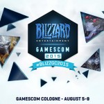 Blizzard releases Gamescom 2015 event schedule