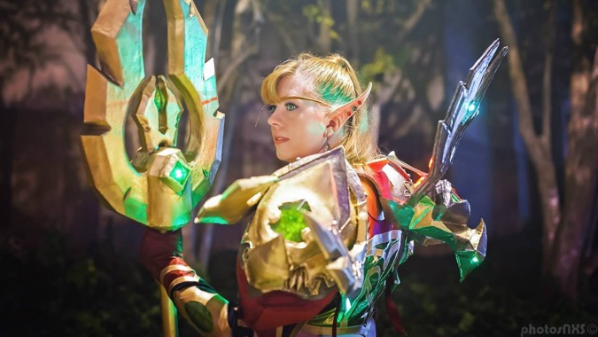 blizzcrafts Ailinea cosplay 01