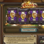 Hearthstone's The Grand Tournament pre-purchase now available
