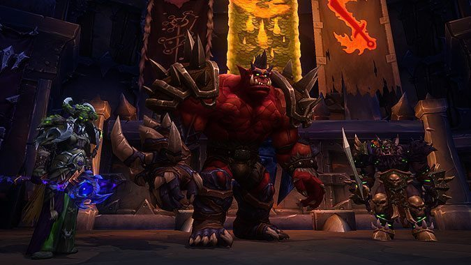 Bosses in 5 Seconds: Hellfire Citadel LFR – Halls of Blood